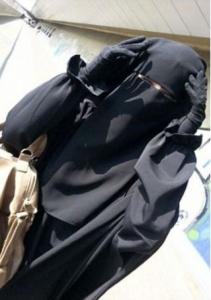 Samra Kesinovic in Hijab